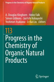Progress in the Chemistry of Organic Natural Products 113, Buch
