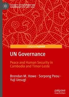 Brendan M. Howe: UN Governance, Buch