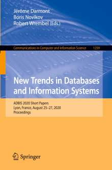 New Trends in Databases and Information Systems, Buch