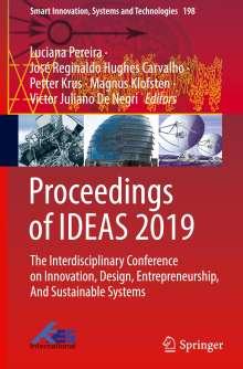 Proceedings of IDEAS 2019, Buch