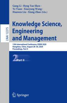 Knowledge Science, Engineering and Management, Buch