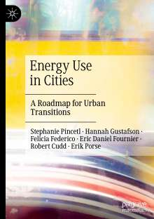 Stephanie Pincetl: Energy Use in Cities, Buch