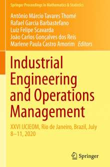 Industrial Engineering and Operations Management, Buch