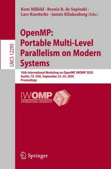 OpenMP: Portable Multi-Level Parallelism on Modern Systems, Buch