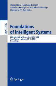 Foundations of Intelligent Systems, Buch