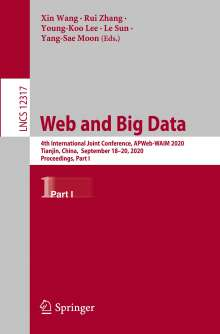 Web and Big Data, Buch
