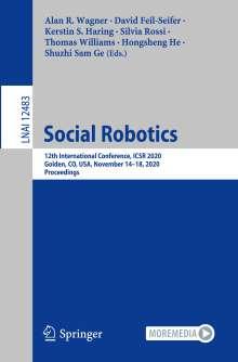 Social Robotics, Buch