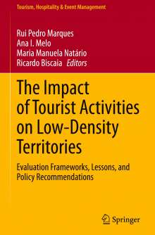 The Impact of Tourist Activities on Low-Density Territories, Buch