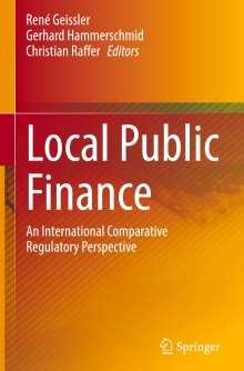 Local Public Finance, Buch