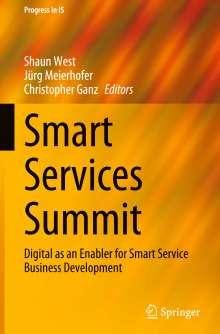 Smart Services Summit, Buch