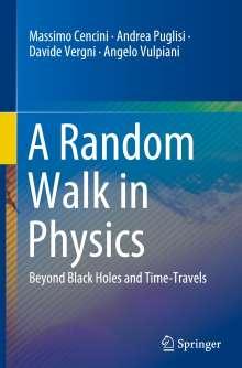Massimo Cencini: A Random Walk in Physics, Buch
