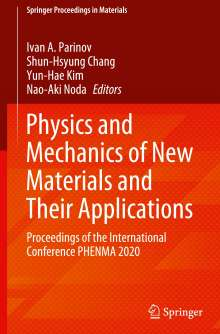 Physics and Mechanics of New Materials and Their Applications, Buch