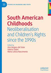 South American Childhoods, Buch