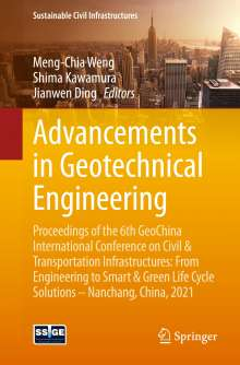 Advancements in Geotechnical Engineering, Buch