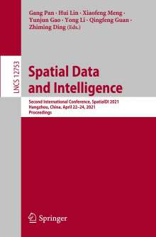 Spatial Data and Intelligence, Buch
