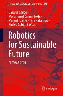 Robotics for Sustainable Future, Buch