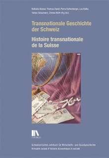 Transnationale Geschichte der Schweiz, Buch