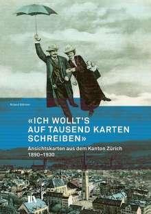Roland Böhmer: «Ich wollt's auf tausend Karten schreiben», Buch