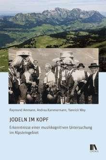 Raymond Ammann: Jodeln im Kopf, Buch