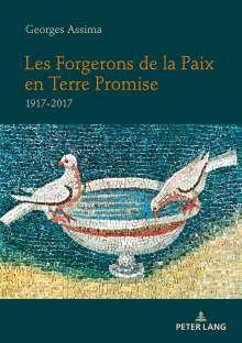 Georges Assima: Les Forgerons de la Paix en Terre Promise, Buch