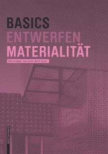 Manfred Hegger: Basics Materialität, Buch