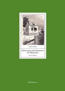 Gottfried Müller: Schwermut und Abenteuer des Hausbaus, Buch