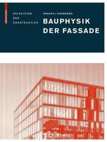 Bauphysik der Fassade, Buch