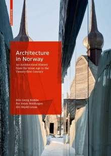 Nils Georg Brekke: Architecture in Norway, Buch