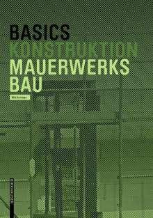 Nils Kummer: Basics Mauerwerksbau, Buch