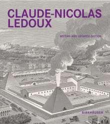Anthony Vidler: Claude-Nicolas Ledoux, Buch