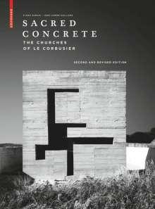 Flora Samuel: Sacred Concrete, Buch