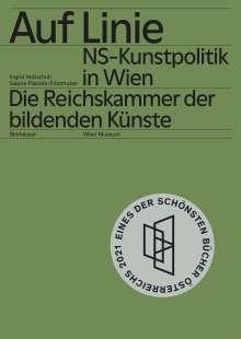 Ingrid Holzschuh: Auf Linie, Buch