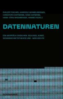 Christoph Hoffmann: Datennaturen, Buch