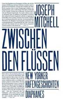 Joseph Mitchell: Zwischen den Flüssen, Buch