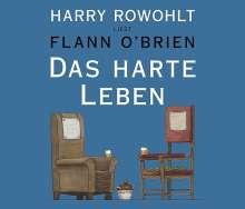 Flann O'Brien: Das harte Leben, 4 CDs