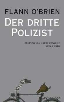 Der dritte Polizist, Buch