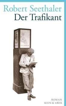 Robert Seethaler: Der Trafikant, Buch
