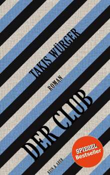 Takis Würger: Der Club, Buch
