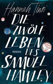 Hannah Tinti: Die zwölf Leben des Samuel Hawley, Buch