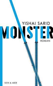 Yishai Sarid: Monster, Buch