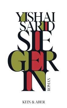 Yishai Sarid: Siegerin, Buch