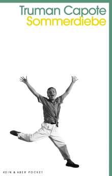 Truman Capote: Sommerdiebe, Buch