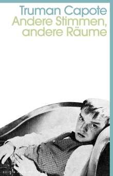 Truman Capote: Andere Stimmen, andere Räume, Buch