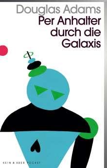 Douglas Adams: Per Anhalter durch die Galaxis, Buch