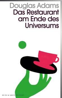 Douglas Adams: Das Restaurant am Ende des Universums, Buch