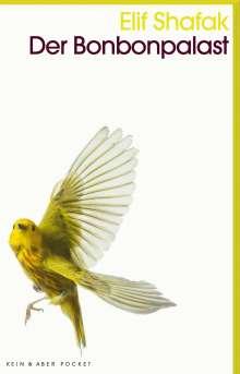 Elif Shafak: Der Bonbonpalast, Buch