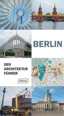 Berlin - Der Architekturführer, Buch