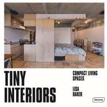 Lisa Baker: Tiny Interiors, Buch
