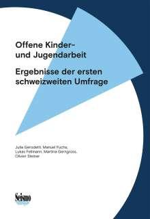 Julia Gerodetti: Offene Kinder- und Jugendarbeit, Buch