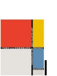 Theo Van Doesburg: Principles of Neo-Plastic Art, Buch